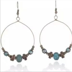 Jewelry - 🎉FINAL PRICE🎉🎉turquoiseearrings🎉FINAL price
